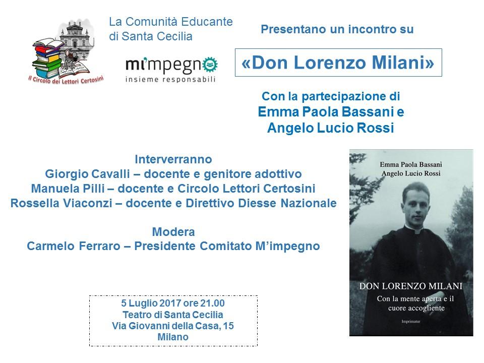 immagine 2 locandina don Milani